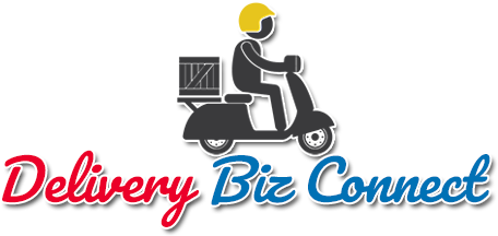Delivery Biz Connect Logo
