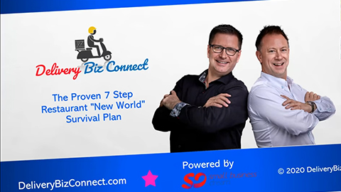 "The Proven 7 Step Restaurant Owners ""New World"" Survival Plan"