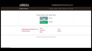 See How Simple Online Orders are for your Customers