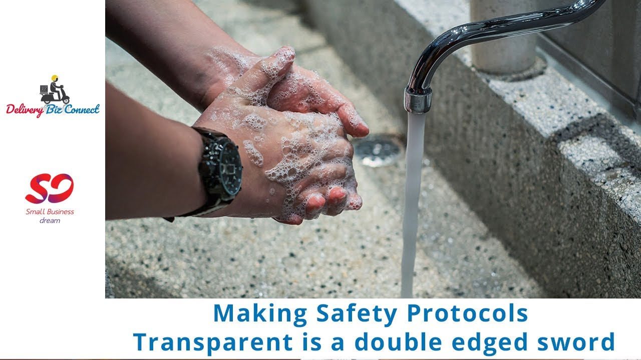Making Safety Protocols Transparent is a double edged sword