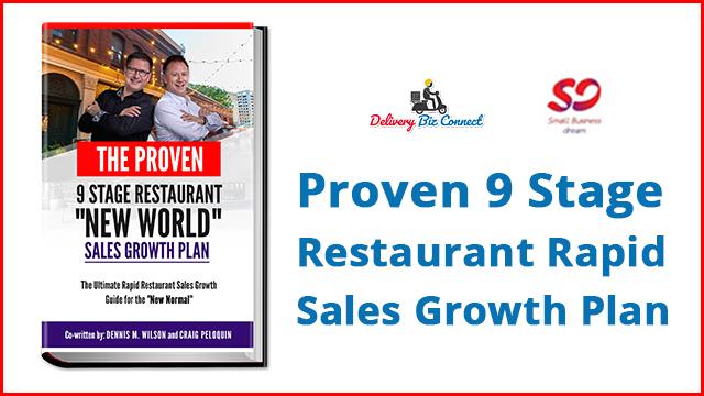 Proven 9 Stage Restaurant Rapid Sales Growth Plan