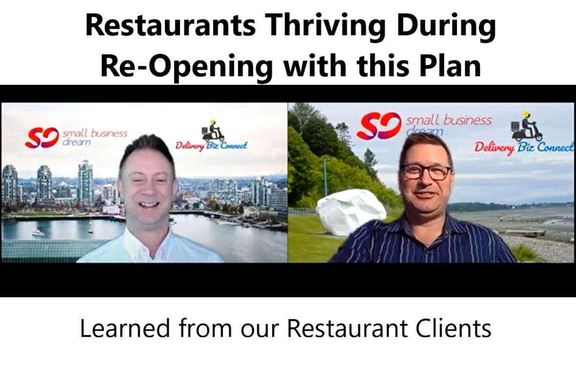 """Rapid Restaurant Sales Growth - A Proven 9 Stage """"New Reality"""" Plan"""