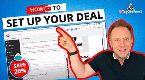 How to Create a Deal in DeliveryBizConnect's Local Business Directory