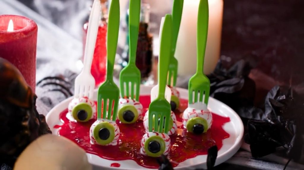 holloween ideas for restaurants