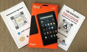 Plug and Play tablet for DeliveryBizConnect Online and Mobile Ordering Platform Order Handling
